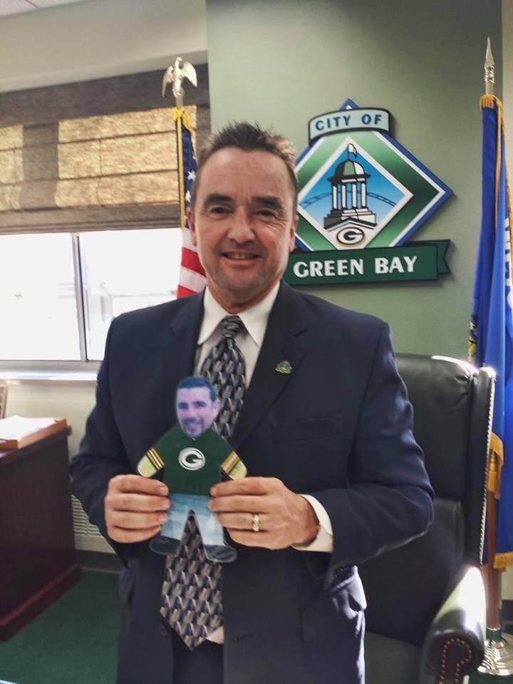 Mayor Jim Schmitt