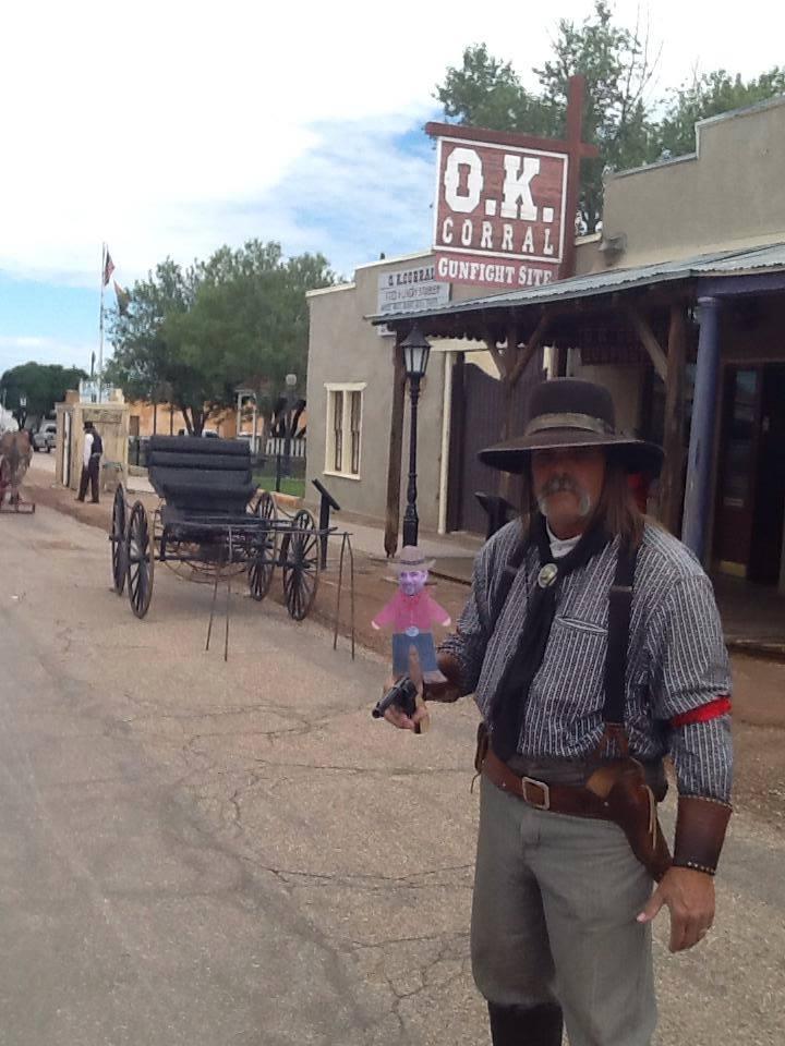 OK Corral, Tombstone Arizona