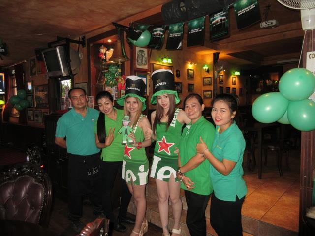 Jameson's Irish Pub, Pattaya, Thailand