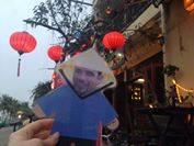 Mini Ben visiting Vietnam
