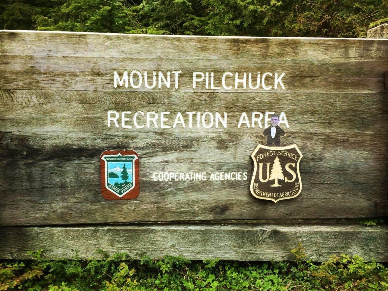 Mini Ben at Mt Pilchuck